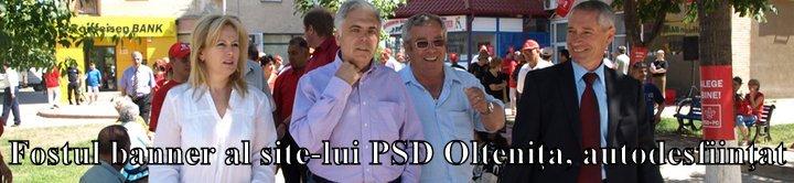 Banner PSD Oltenita