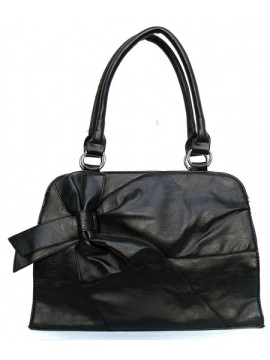 mazza-geanta-simple-bow-neagra-90892