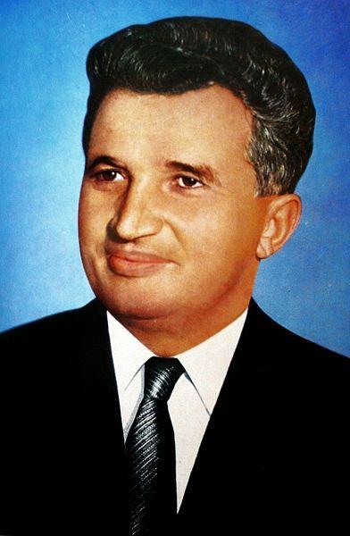 Nicolae Ceauşescu preşedinte în2014.