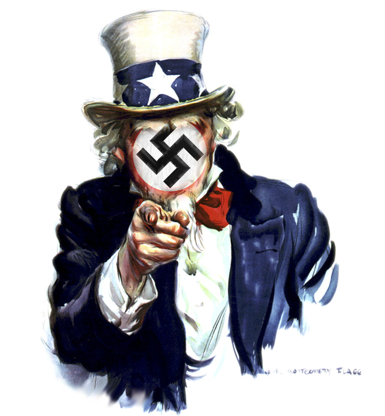 Unchiul Sam Nazist