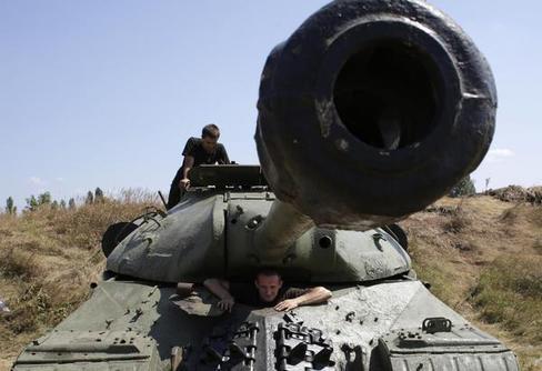 Ucraina nu vrea ajutorul umanitar alRusiei?