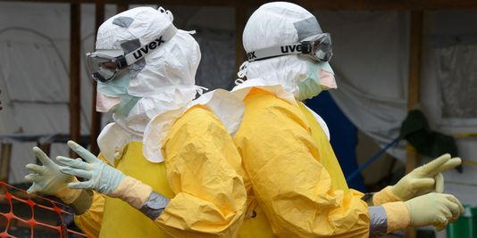 Ebola paine de mancat pentruamericani