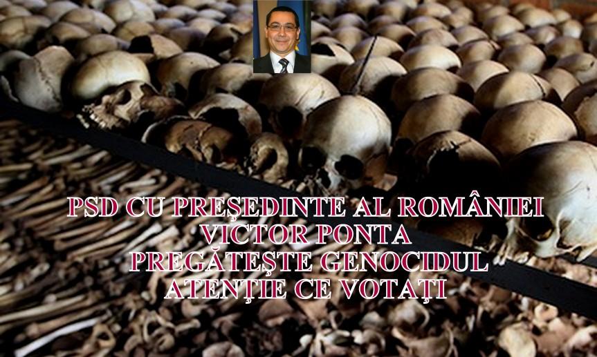 Intentiile criminale ale guvernului PSD, epocapost-Ponta