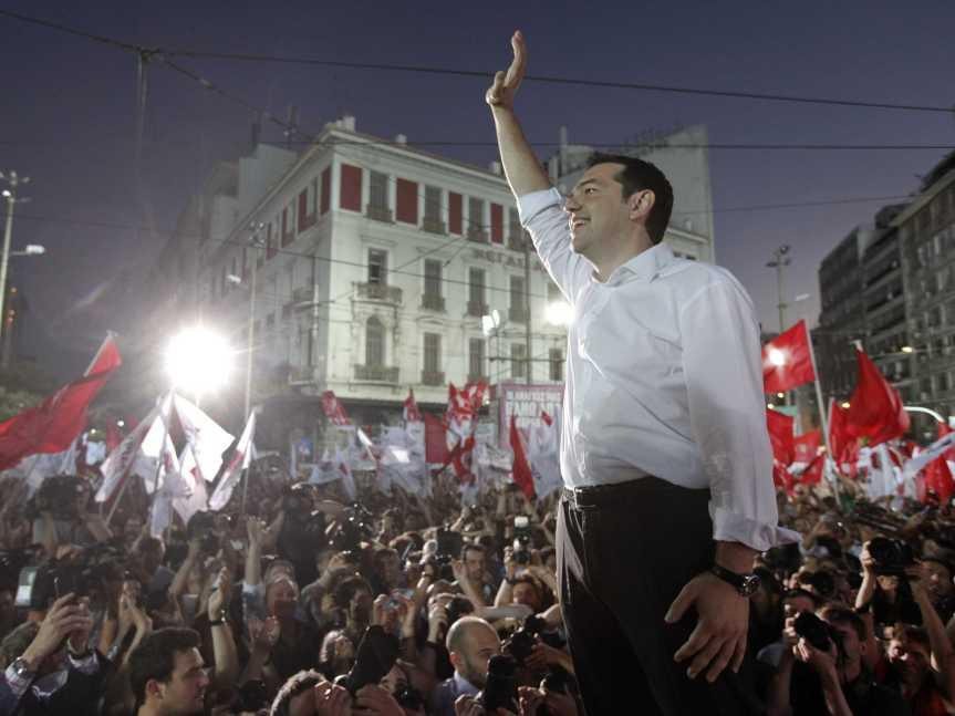 Syriza, nu este un pericol pentruRomânia
