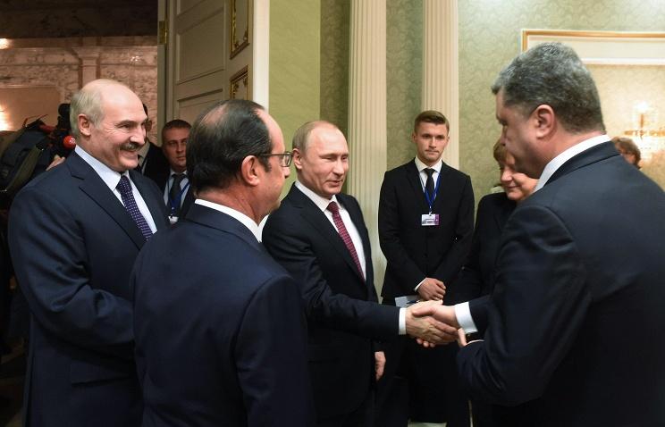 Putin s-a șters la fund cu Merkel&Co