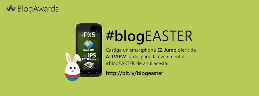 BlogEaster te invită să câștigi un Allview E2Jump
