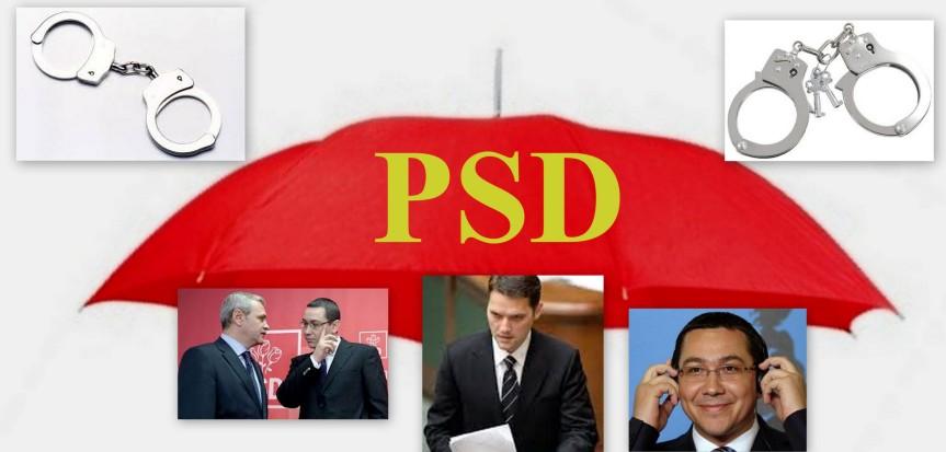 PSD, cu penalii totînainte