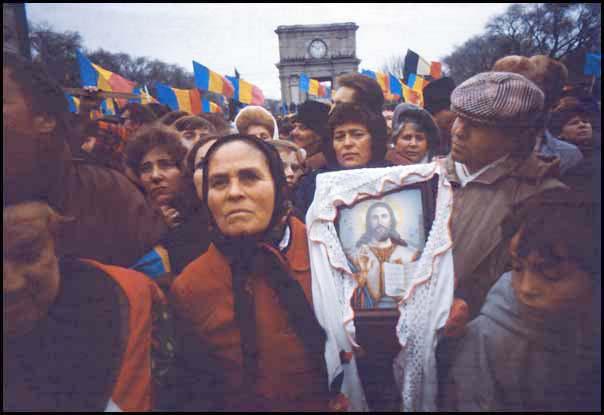 Frontul Popular 1989 icoana