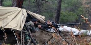 Armata siriană în zona satului  Sarraf. Sursa Foto SANA