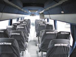 Calatorind cu autocarul