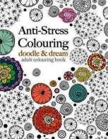 Carti de colorat, antistres pentru adulti