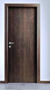 Amenajari de interior, usa in balamale Wenge Epsilon